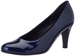 Gabor Shoes Damen Fashion Pumps, Blau (Marine 76), 40 EU -