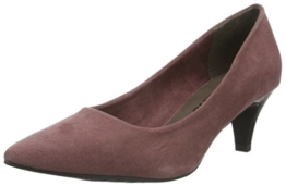 Tamaris Damen 22415 Pumps, Rot (Mauve 509), 38 EU -