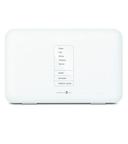 Telekom Speedport W724V WLAN-Router (4 X 1 Gigabit , NAS-Funktionalität, optimal für Entertain und IP-Telefonie) -