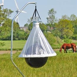 Bremsenfalle für die Pferdekoppel VOSS.farming HorseFriend Anti-Bremsen-Falle, Bremsen-Bekämpfung, bis zu 95% weniger Ungeziefer -
