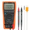 Proster VC97 Digital Multimeter LCD Digital Messgerät Auto Range mit Messung von DCV ACV ACA Widerstand Kapazität Frequenz Temperatur usw -