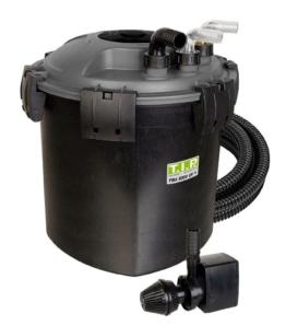 T.I.P. Teichdruckfilter PMA 8000 UV 9, UV-C 9 Watt, für Teiche bis zu 8.000 Liter -
