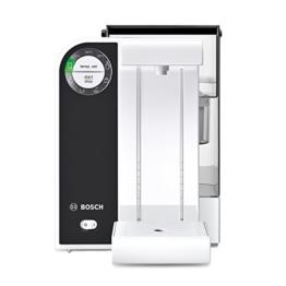 Bosch THD2021 Filtrino Heißwasserspender / 5 Temperaturen / Brita Wasserfilter / weiss-schwarz -