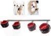 Fesselstange Verstellbare Hand Fuß Fesseln Metall Spreizstange -