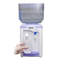 JOCCA 1102-Wasserspender mit Tank, Weiß und Lila -