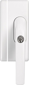 ABUS Fenster-Zusatzschloss FO400N, weiß, 36983 -