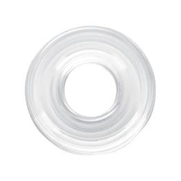 Miau Silikon Donut Penisring, dehnbarer Cockring (Ø 1,5 cm) -