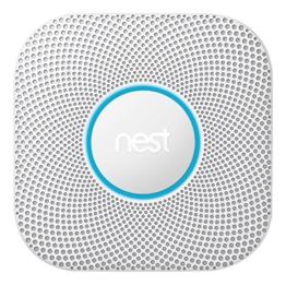 Nest Protect 2. Generation Rauch- und CO-Melder -