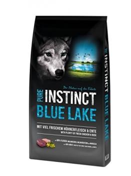 PURE INSTINCT Blue Lake mit Huhn & Ente (getreidefrei) - 12kg -