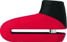 ABUS Bremsscheibenschloss Provogue 300 Race Winning Red -