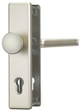 ABUS Tür-Schutzbeschlag HLS214 F2, silber, 08306 -