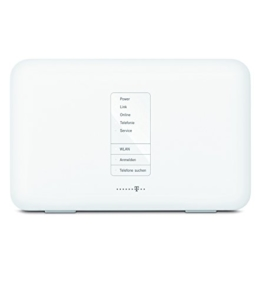 Telekom Speedport W724V WLAN-Router (4 X 1 Gigabit , NAS-Funktionalität, optimal für Entertain und IP-Telefonie) -
