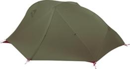 MSR Freelite - leichtes Zelt für Rucksacktouren (2 Person, green) -
