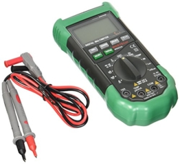 MASTECH MS8229 5-in-1 Digital-Multimeter -