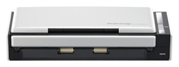 Fujitsu ScanSnap S1300i Dokumentenscanner (600 dpi, A4, USB 2.0) Schwarz/silber - 1